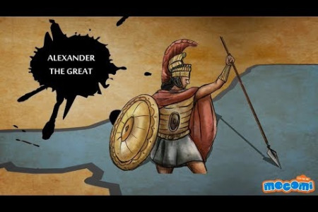 Persian And Greek Invaders Infographic