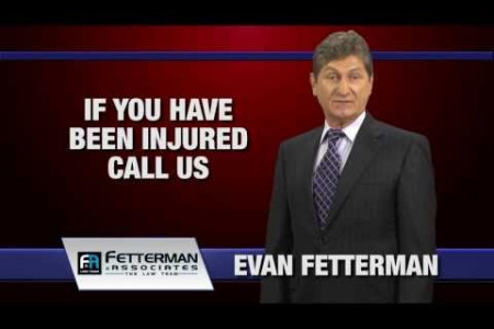 Personal Injury Attorney Boca raton : Fetterman and Associates Infographic