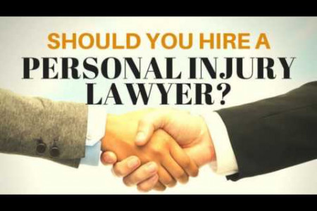 Personal Injury Attorney in Johnson County, KS Infographic