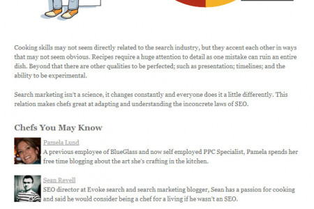 Personalities That Make Great SEOs Infographic