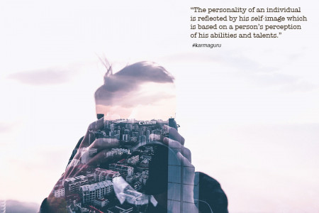 Personality Is One's Own Personal Quality Infographic