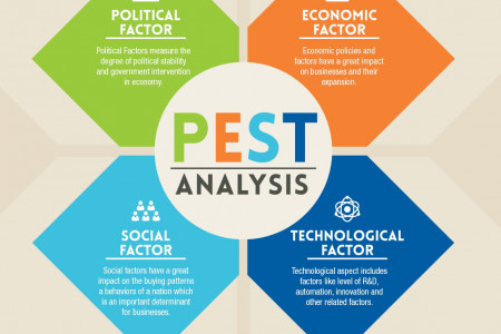 PEST ANALYSIS Infographic