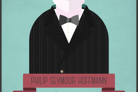 Philip Seymour Hofman Rest in Peace Infographic