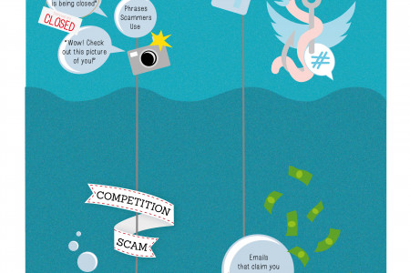 Phishing Scams  Infographic