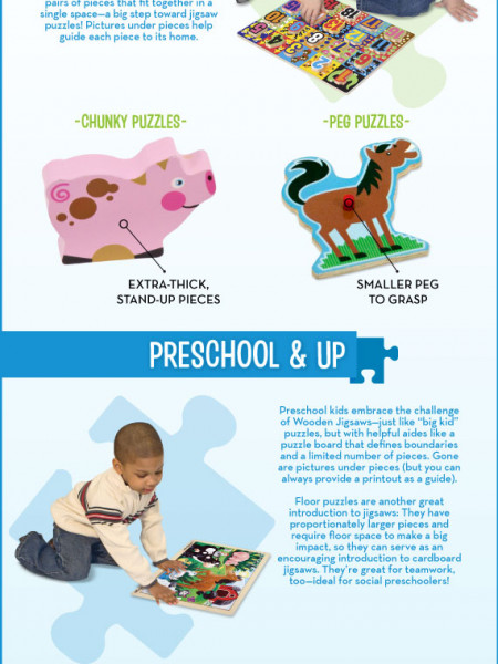 Pieces of the Puzzle Infographic Guide Infographic
