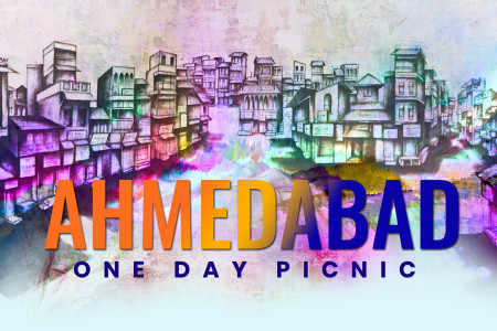 Places to Visit in Ahmedabad for one Day Picnic Infographic