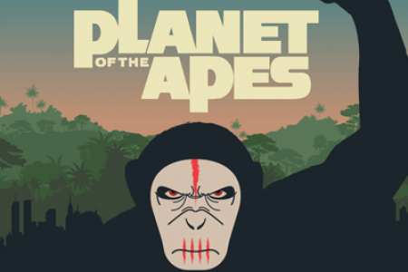 Planet Of The Apes In Numbers Infographic