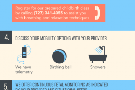 Planning for the Perfect Birth Experience at St. Petersburg General Hospital  Infographic