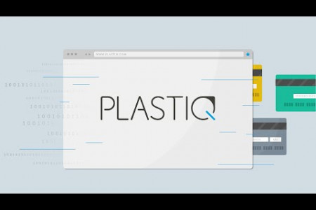 Plastiq for Business - Flat Character Motion Graphic  Infographic