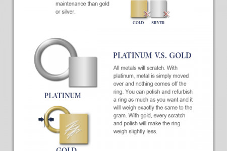 Platinum is your BEST choice Infographic
