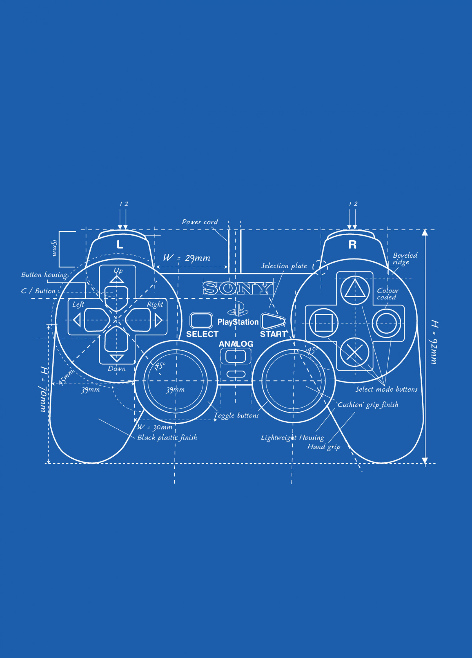 Playstation / Musica Infographic
