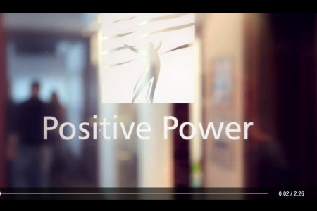 Positive Power movie Infographic
