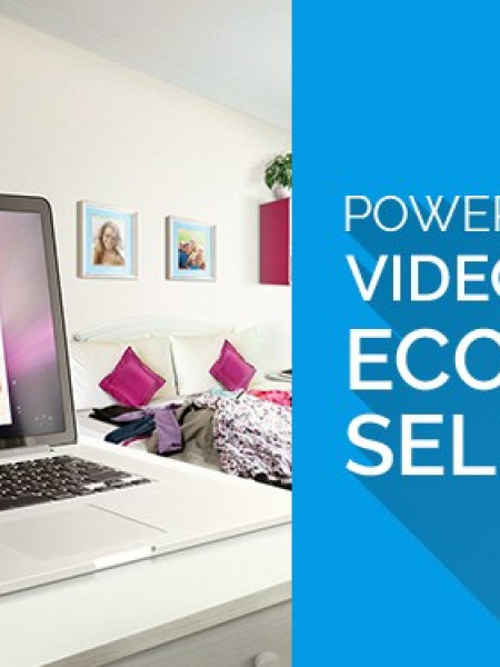 Power of Videos for Ecommerce Sellers Infographic