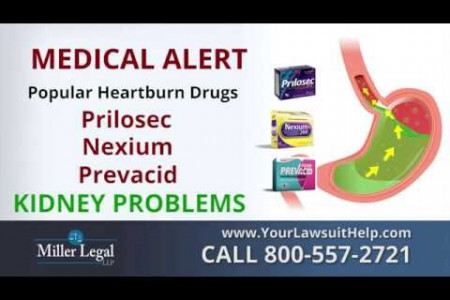 PPI Lawsuit | Prilosec, Nexium or Prevacid Lawyer  Infographic