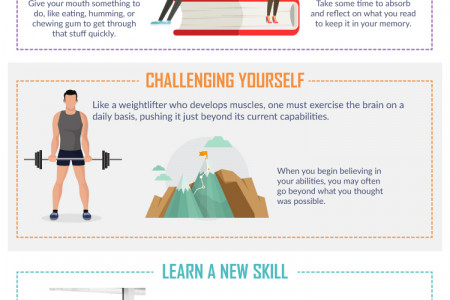 Practices and Habits to Become Smarter Infographic