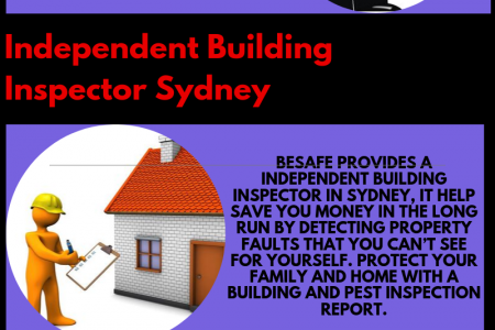 Pre Purchase Building Inspection Services Infographic