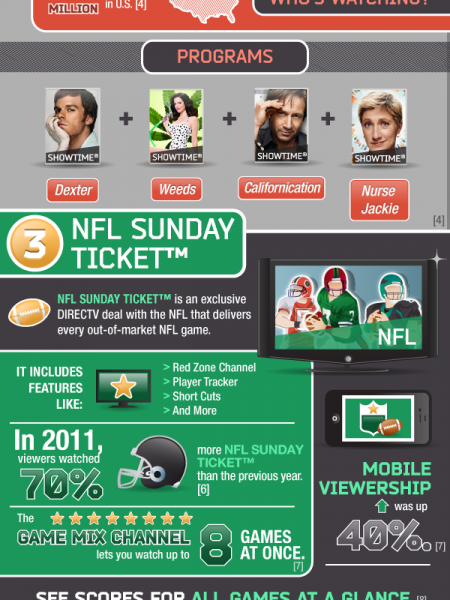 Premium TV Channels: Why Are They Successful Infographic