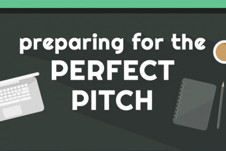 Preparing for the Perfect Pitch Infographic