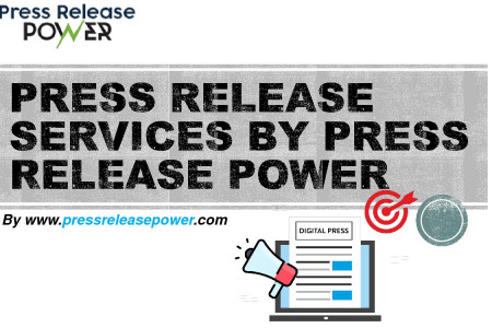 Press Release Services by Press Release Power Infographic