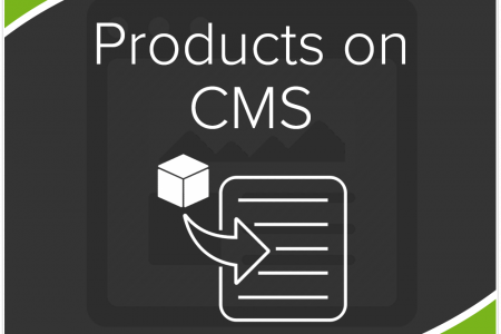 PrestaShop Products on CMS Module Infographic