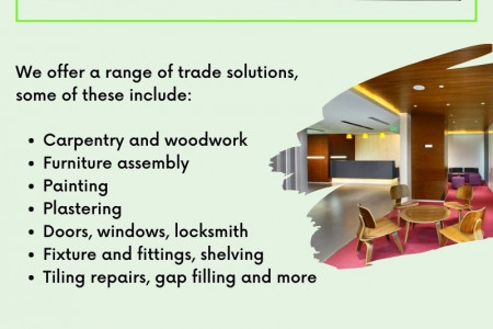 Professional Office Fitouts Brisbane | Grolife Infographic
