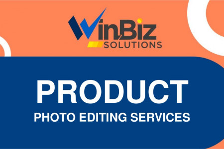 Professional Photo Editing Services Infographic
