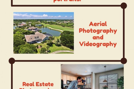 Professional Photographer and videographer in Austin Infographic