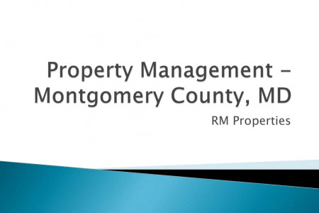 Property Management Pricing Montgomery County, MD Infographic