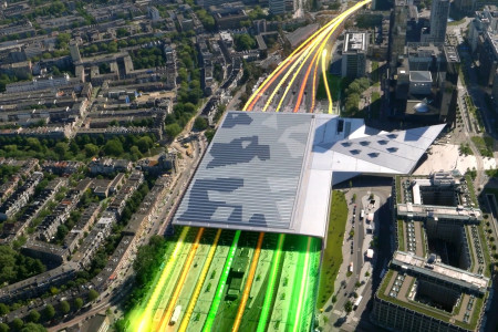 ProRail PHS Rijswijk-Rotterdam project overview Infographic