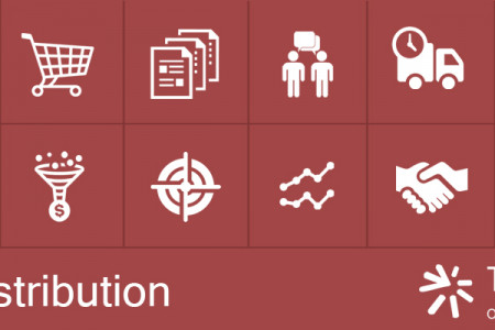 PROs of Sales & Distribution Odoo ERP System solution Infographic