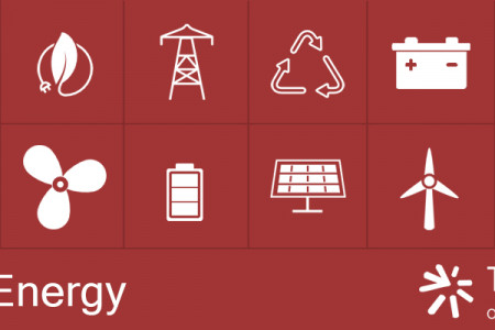 PROs of Tech Receptives Energy & Utility Odoo ERP System Soultion Infographic