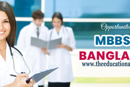 Prospects of MBBS in Bangladesh Infographic