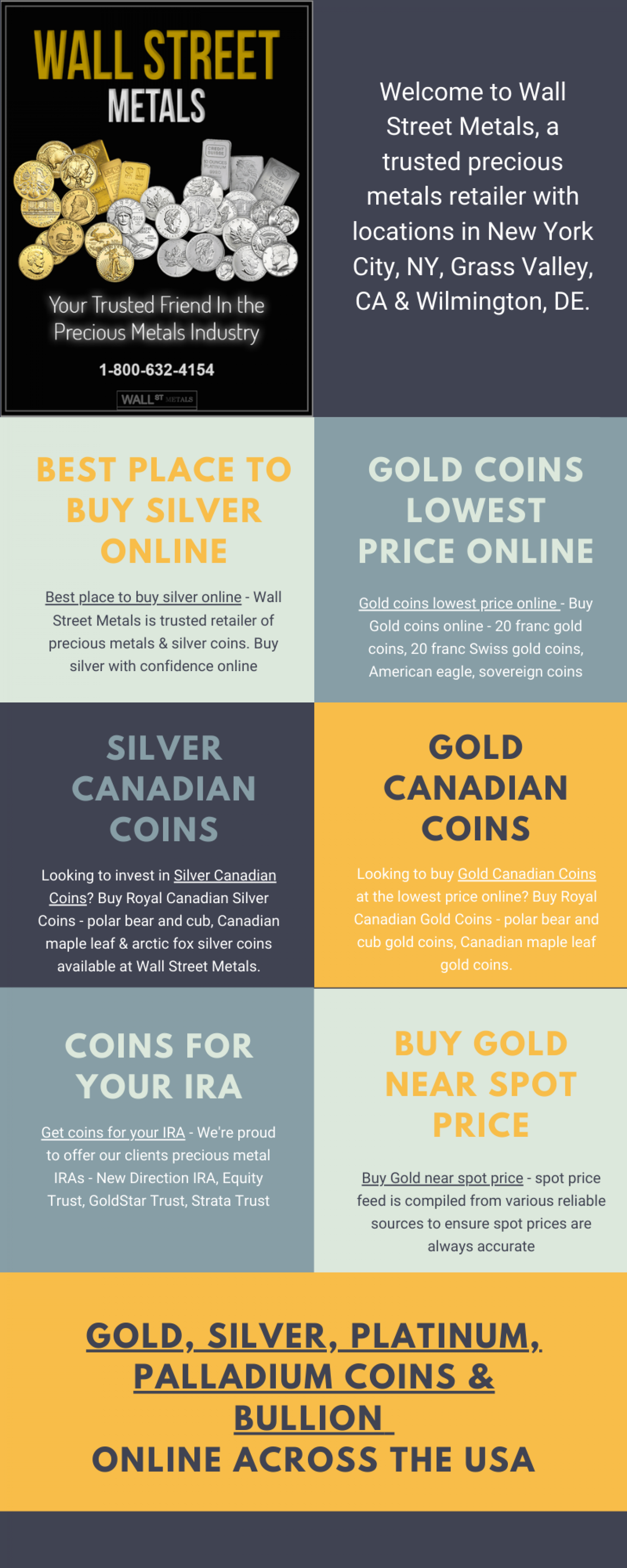 Protect your wealth in time of uncertainty Infographic
