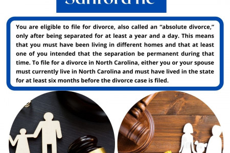 Providing Family law Sanford NC Attorney at Harnettlawyer.com Infographic