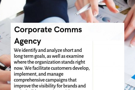 Public relations agency Singapore Infographic