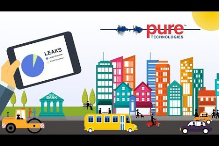 Pure Technologies - Explainer Video Infographic
