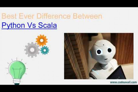 Python Vs Scala Which Language is Better For Machine Learning Infographic