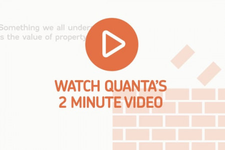 Quanta Loans - Powered by Crowdstacker Infographic