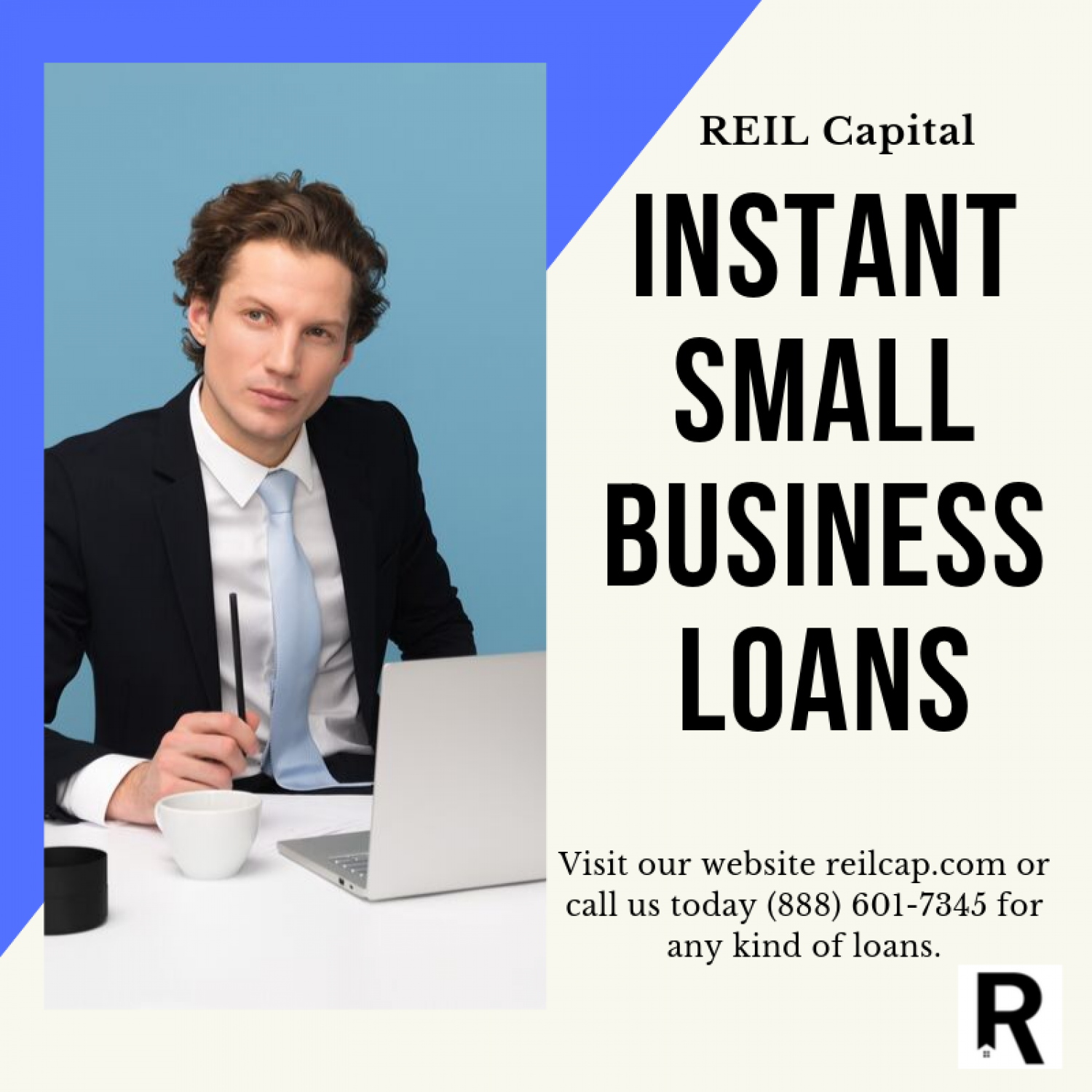 Quick Business Loans in the USA Infographic
