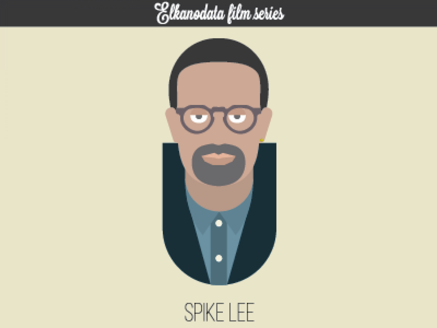 Quintessential Quotes From Cult Film Directors: Spike Lee Infographic