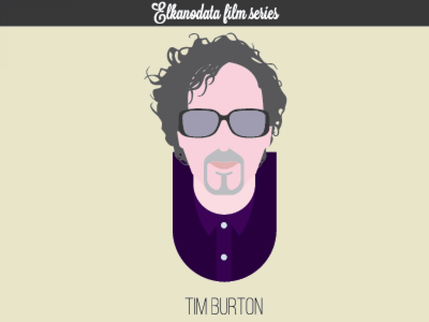 Quintessential Quotes From Cult Film Directors: Tim Burton Infographic