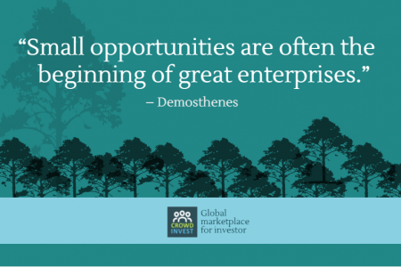 Quote on Entrepreneur Infographic