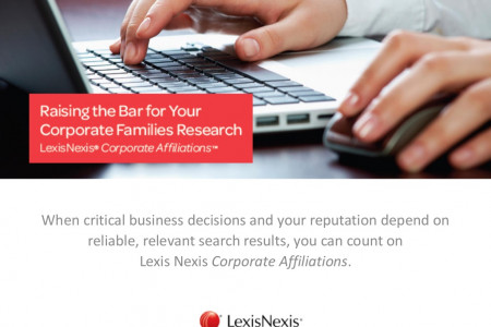 Raising the Bar for Your Corporate Family Research Infographic