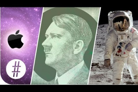 Random Numbers: Apple, Astronauts & Adolf Hitler  Infographic
