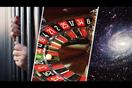 Random Numbers: Dutch Prisons, Gambling & The Galaxy  Infographic
