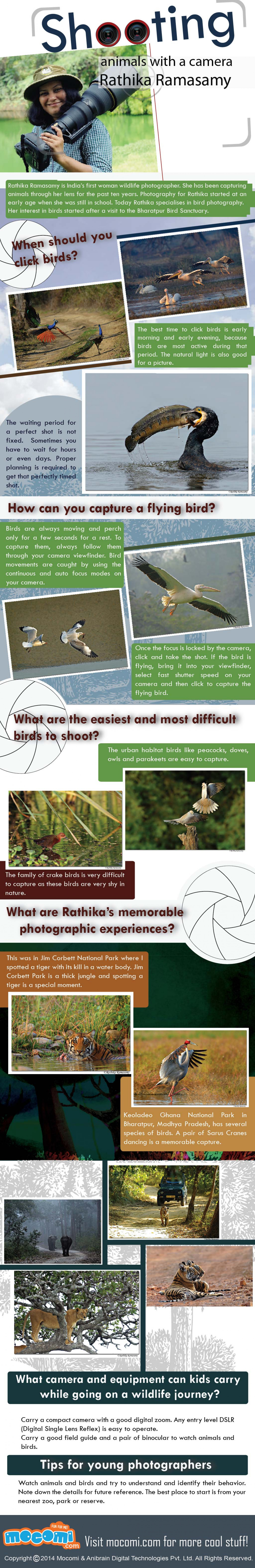 Rathika Ramasamy Photography Infographic