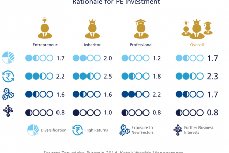 Rationale for PE Investment Infographic