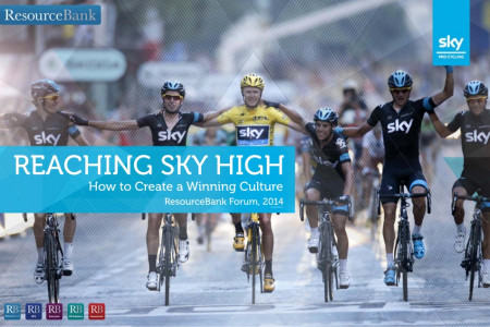 Reaching Sky High Infographic