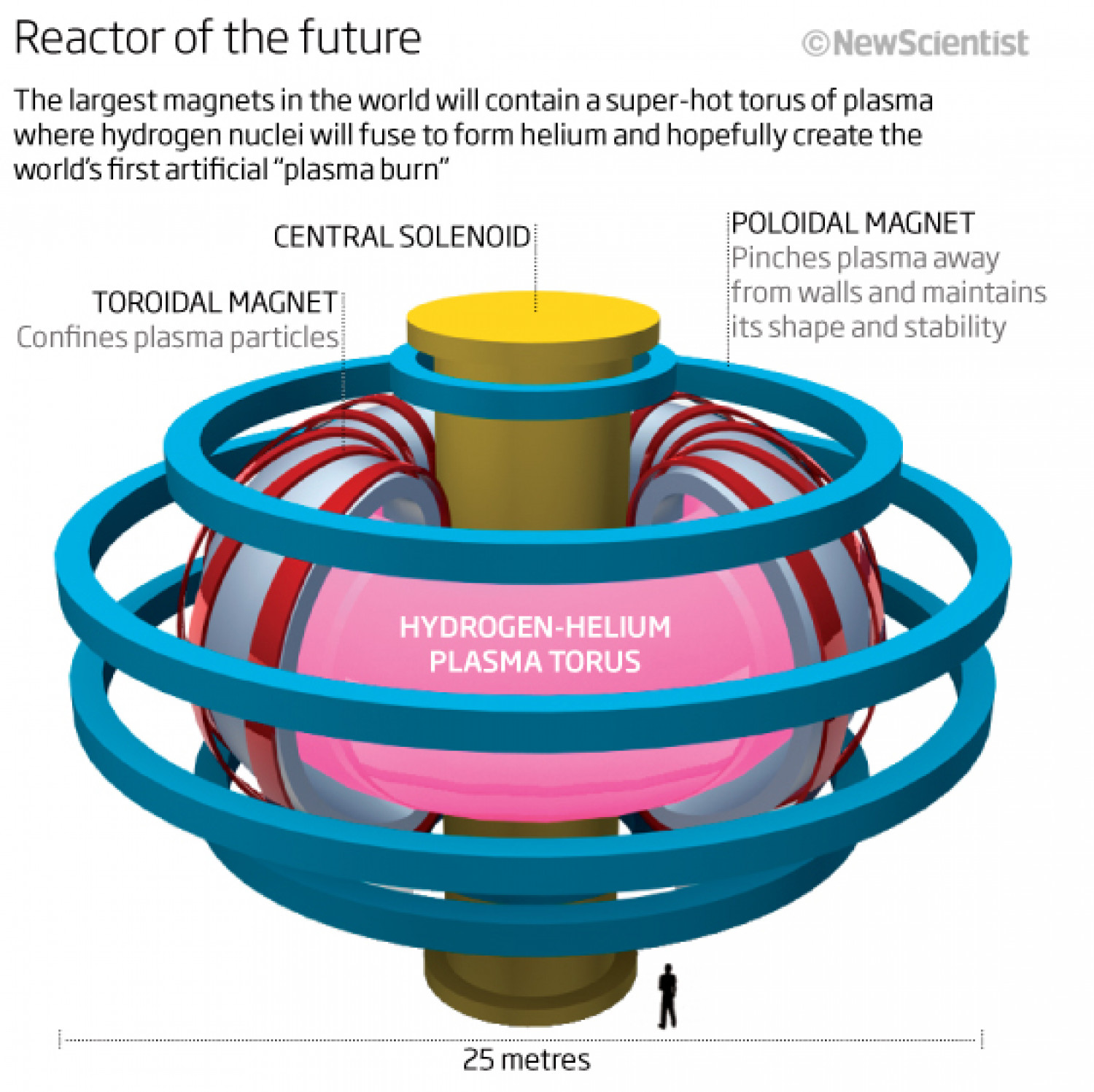 Reactor of the future Infographic