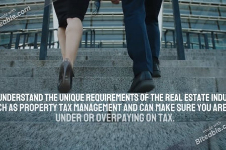 Real Estate Accounting Service Australia Infographic